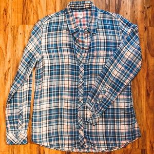 Gap Lined Flannel